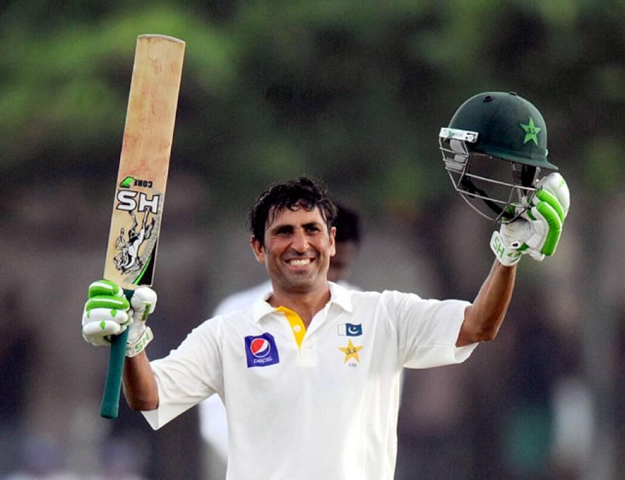 گال ٹیسٹ: یونس خان کی شاندار سنچری، پاکستان نے 4 وکٹوں کے نقصان پر 261 رنز بنا لئے