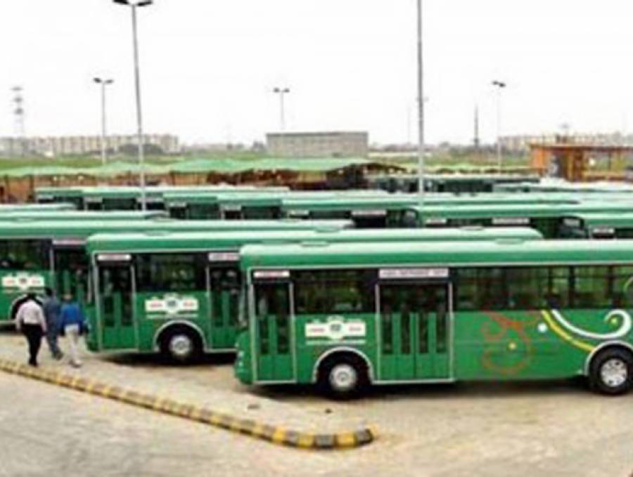 ترک کمپنی البراک کی بس ریلوے سٹیشن ڈپو سے چوری