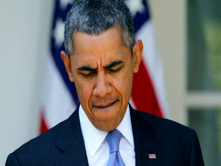 اوباما کی بڑی بڑی باتیں جھوٹ پر مبنی ہیں، بھائی کا انکشاف