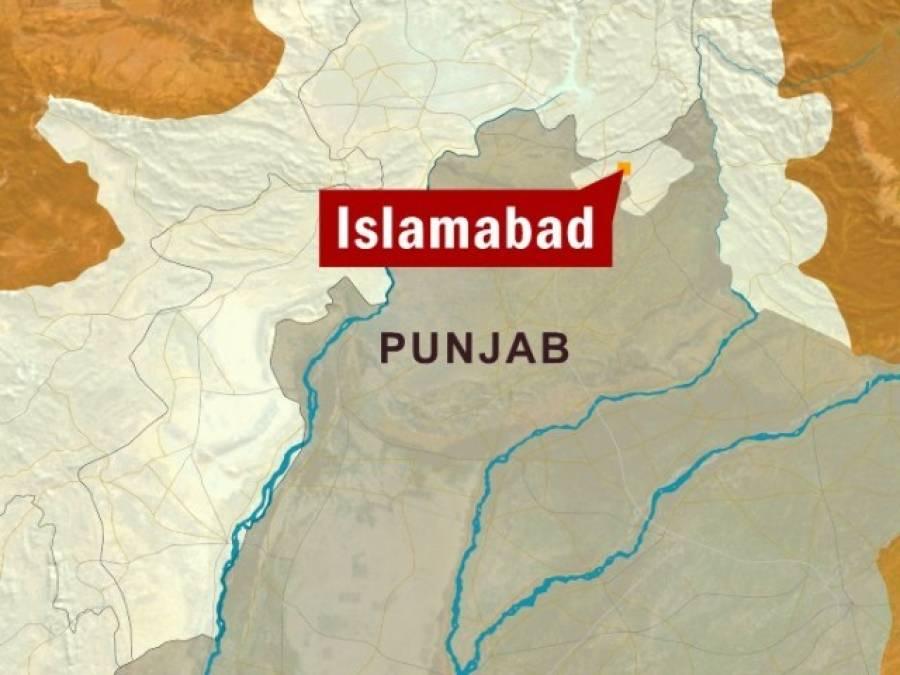 پی ٹی آئی کی بس شکرپڑیاں کے قریب الٹ گئی، 2 افراد جاں بحق، متعدد زخمی