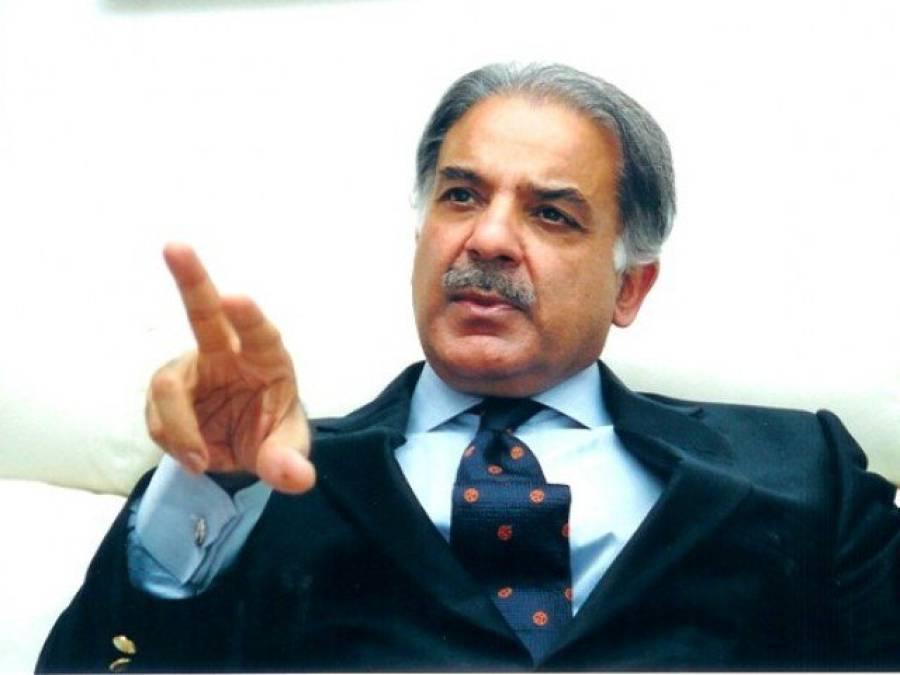 طاہر القادری، عمران خان کے مطالبات غیر آئینی ہیں : شہباز شریف