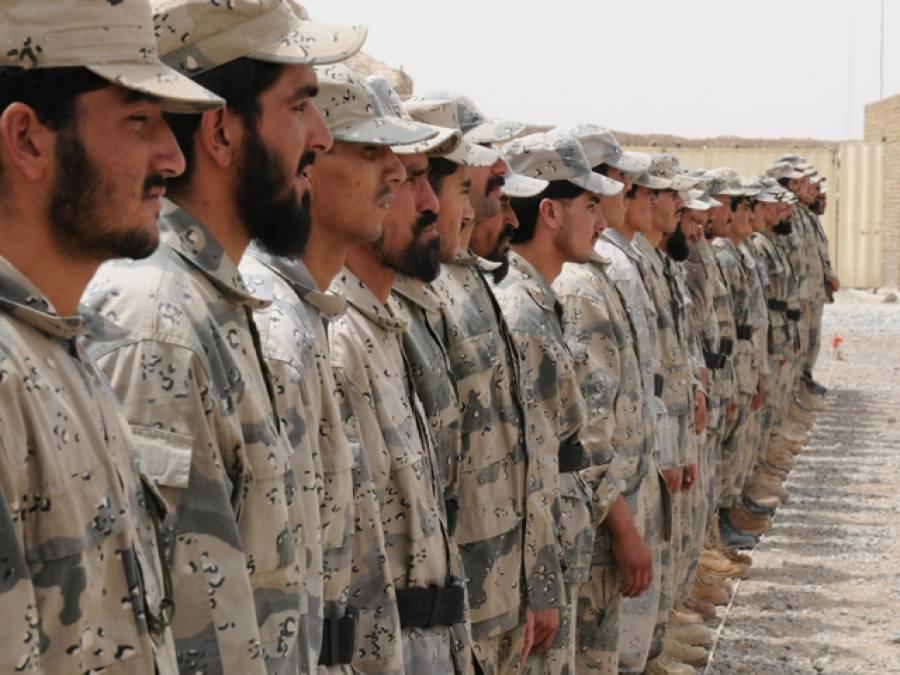 افغان سرحدی پولیس میں جھڑپ،چیف سمیت 8 اہلکار مارے گئے