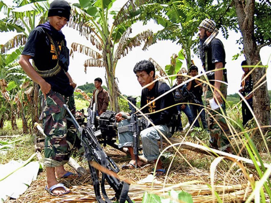 فلپائن : 2 جنگجو گروپوں کا داعش سے اتحاد کا اعلان