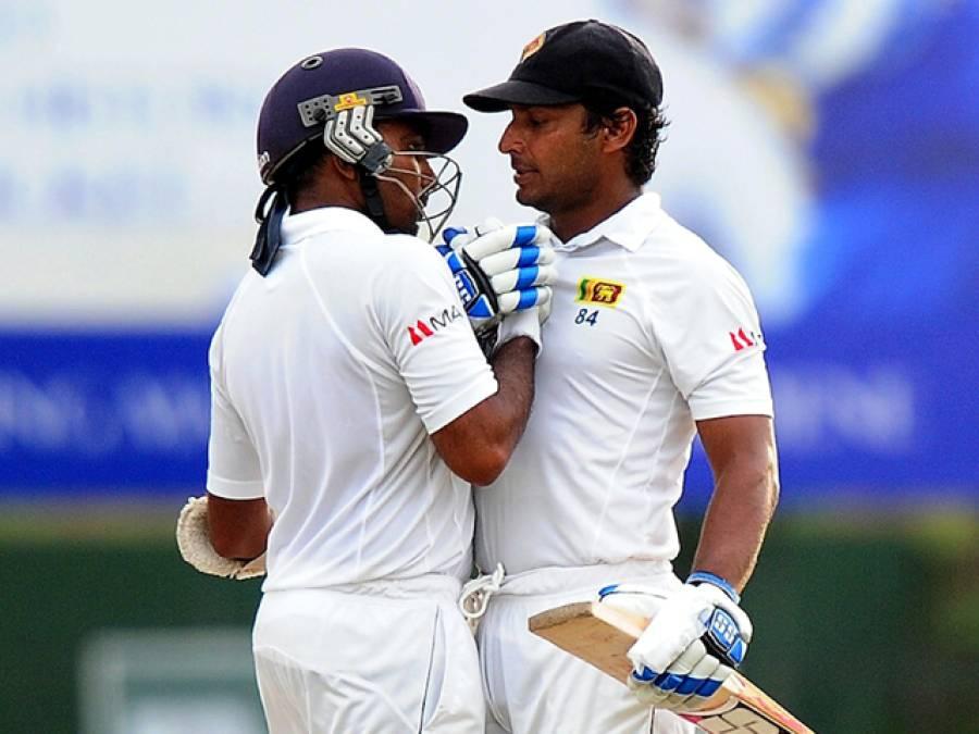 تیسرے روز کا کھیل ختم، سری لنکا کے 2 وکٹوں پر 177 رنز، پاکستان کے خلاف 165 رنز کی برتری حاصل کر لی