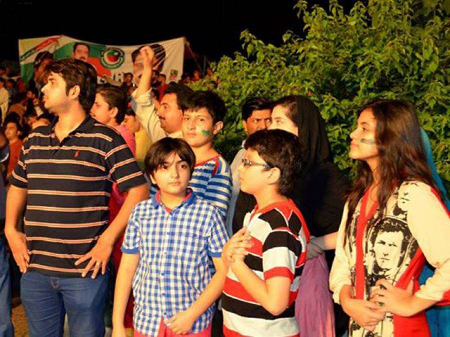 نئے آئی جی کو پہلے ہی روز دھمکی، عمران خان نے ملک بھر میں دھرنوں کا اعلان کردیا