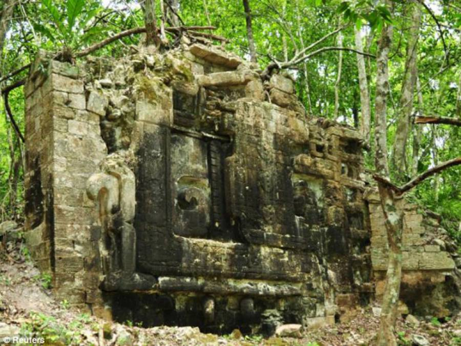 تین ہزار سال بعد مایائی تہذیب کے دو شہروں کی دریافت