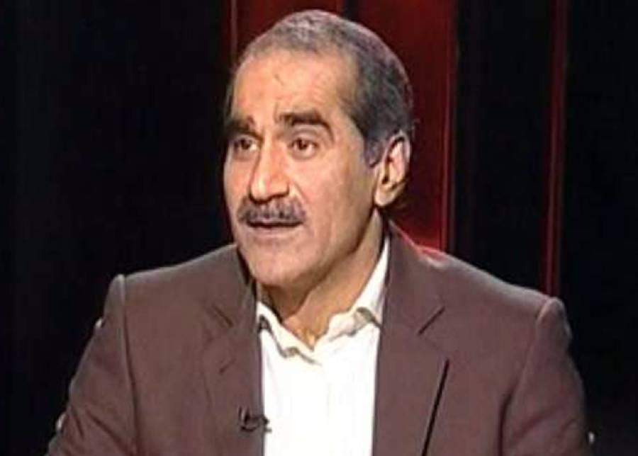 طاقت کا بے جا استعمال نہیں ہو گا، قانون توڑنے والوں کے خلاف کارروائی ہو گی: سعد رفیق
