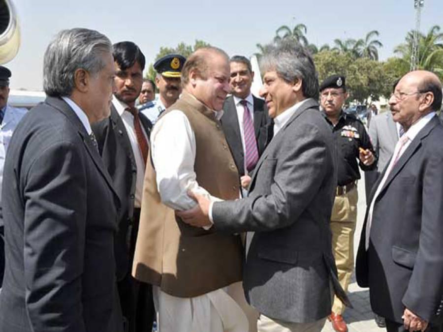 گورنر سندھ کا وزیر اعظم کو فون ،صورتحال کنٹرول کرنے پر مشاورت
