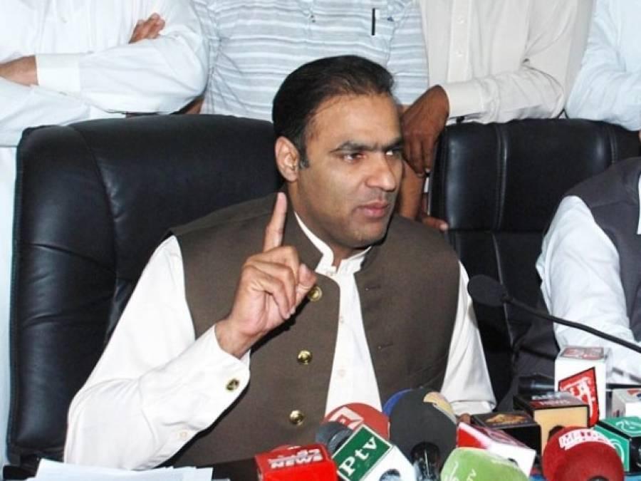 دنیا بھر میں پاکستان کا مذاق اڑایا جارہا ہے : عابد شیر علی