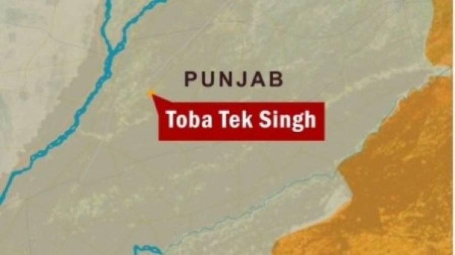گوجرہ روڈ پر ٹریفک حادثہ ، تین مسافر جاں بحق