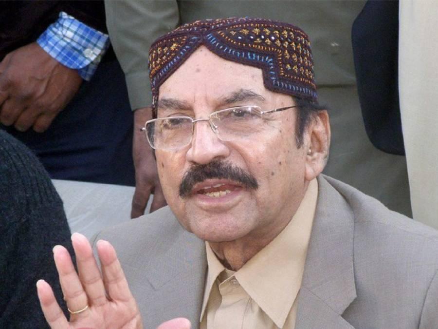وزیر اعلی سندھ سے نئے ڈی جی رینجرز میجر جنرل بلال اکبرکی ملاقات