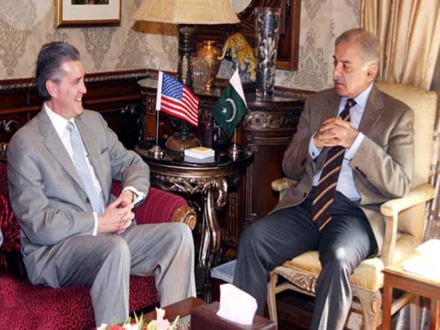 امریکی سفیر کی وزیراعلیٰ پنجاب سے ملاقات، باہمی دلچسپی کے امور پر تبادلہ خیال