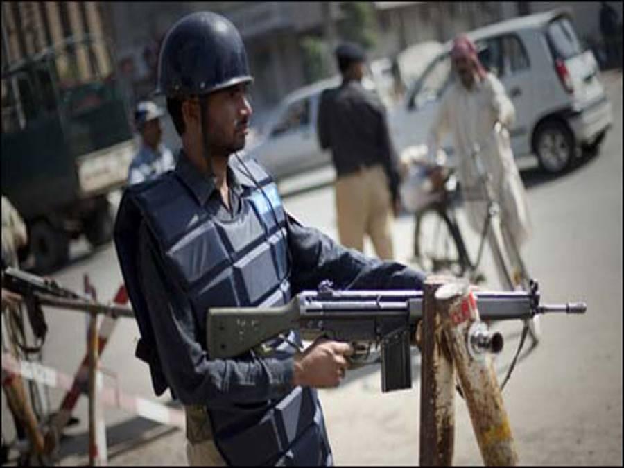 عیدالاضحی پر دہشتگردی کاخدشہ ، پولیس کی چھٹیاں منسوخ