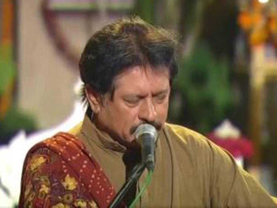پاکستان کی حالت دیکھ کر دکھ ہوتاہے ، عمران خان امید کی کرن ہیں : عطاءاللہ خان عیسیٰ خیلوی