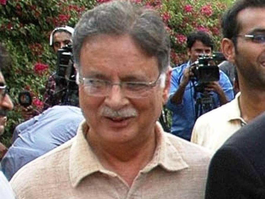 عمران خان کہتے رہے مگرنہ استعفیٰ آیا اورنہ نیا پاکستان بنا: پرویز رشید