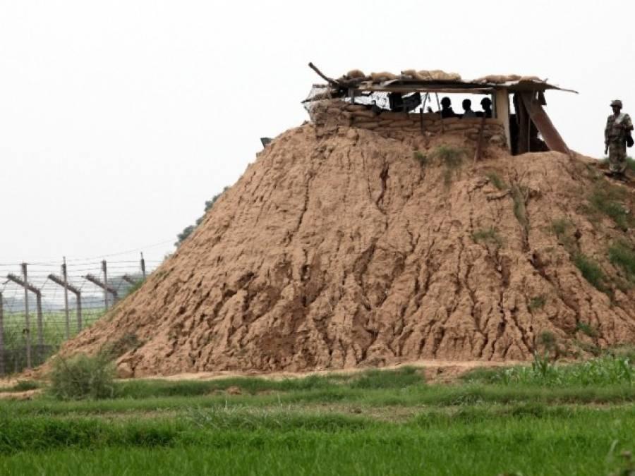 بھارتی فورسز کی بجوات سیکٹر میں بلا اشتعال فائرنگ، رینجرز کی جوابی کاروائی