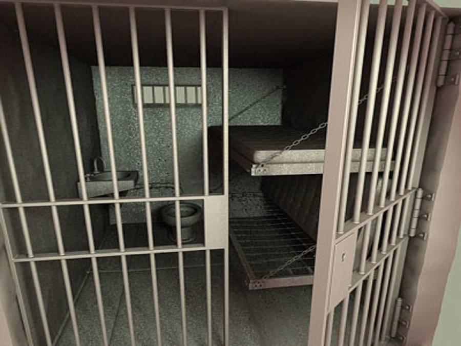 امریکی قیدی جیل سے فرار،حکام بالکل بے خبر