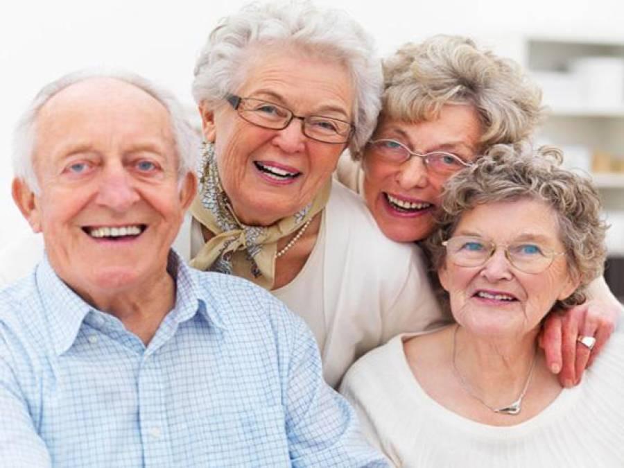 دنیا کے وہ ملک جہاں بزرگ سب سے زیادہ خوش اور ادا س ہیں ،سروے میں انکشاف