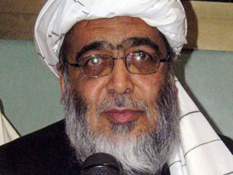 جمعیت علماءاسلام ف نے وزیر داخلہ کے استعفٰی کا مطالبہ کر دیا