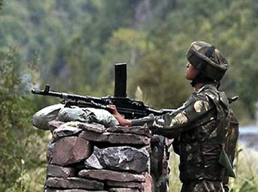 بھارتی فورسز کی پونچھ سیکٹر میں بلااشتعال فائرنگ، 1 شخص جاں بحق