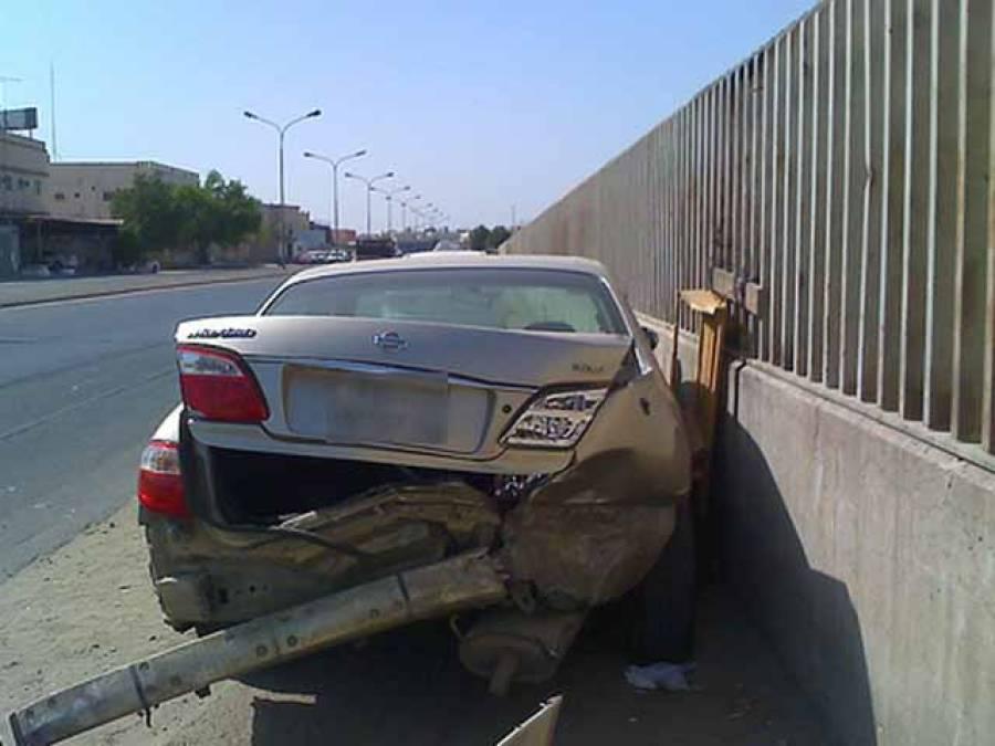 بد قسمت سعودی لڑکے کے لیے ٹریفک حادثہ ایڈز کا باعث بن گیا