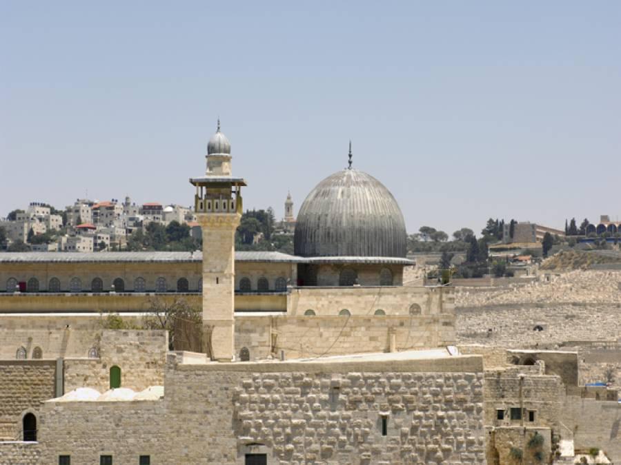 مسجد اقصیٰ کی بندش، اردن نے اسرائیل کو وارننگ دیدی