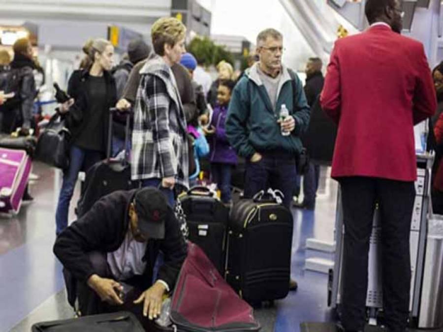 امریکہ نے یورپی اور ایشیائی ممالک کے مسافروں کی جانچ پڑتال سخت کر دی
