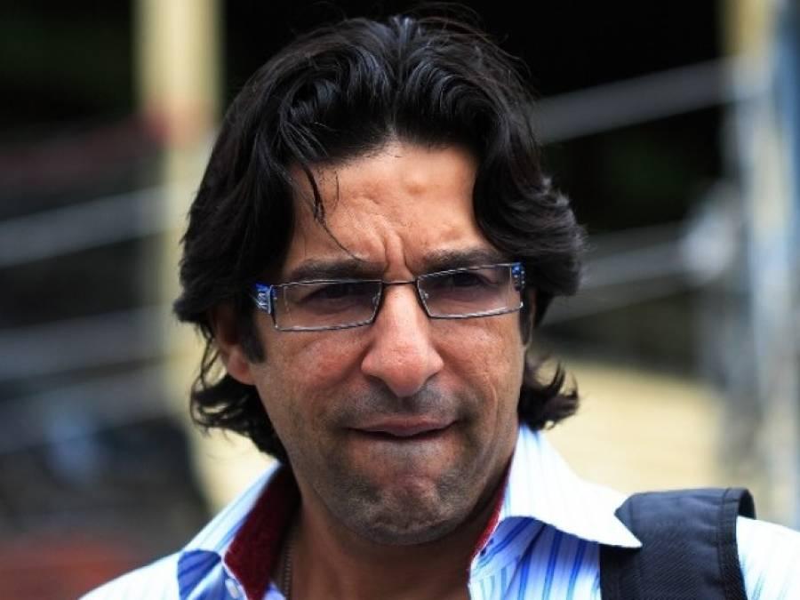 ٹیسٹ میچز میں آسٹریلیا پاکستان کے سامنے معمولی ٹیم دکھائی دی: وسیم اکرم