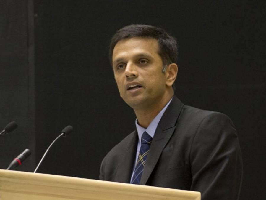 یونس خان پاکستانی کرکٹرز کے لئے رول ماڈل ہیں: بھارتی سابق کپتان راہول ڈریوڈ