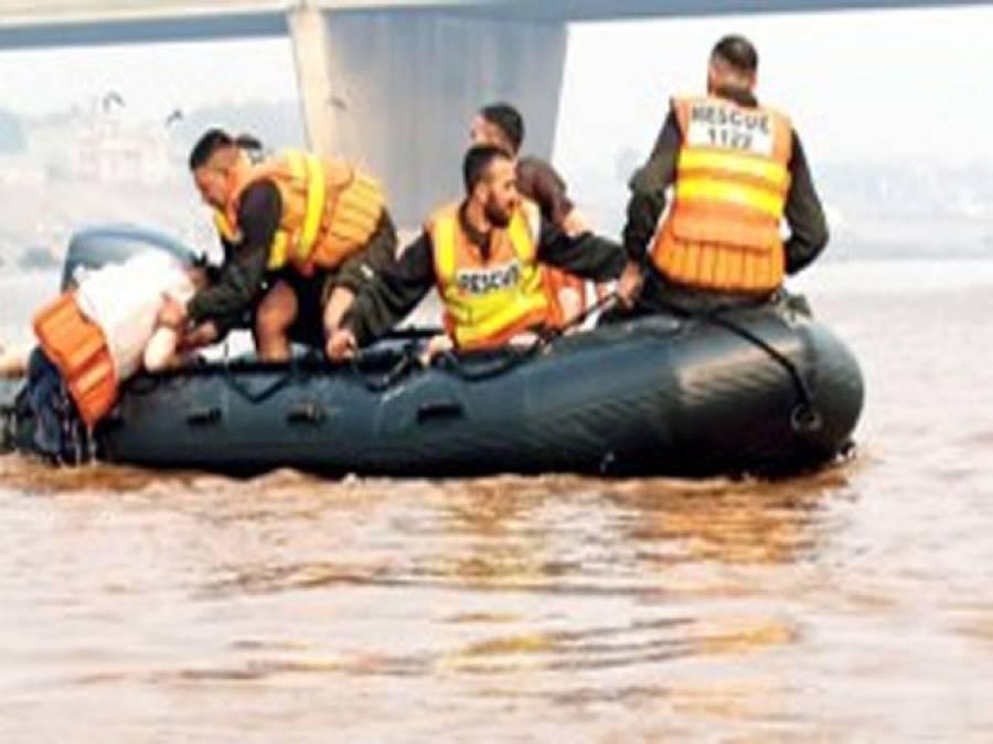 کینجھرجھیل میں کشی الٹنے سے 4افراد ڈوب گئے، 10 کو بچا لیا گیا