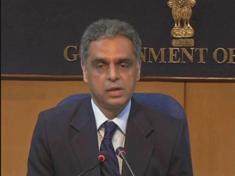 سارک کانفرنس میں پاک بھارت سربراہان کی ملاقات خارج از امکان نہیں : بھارتی دفتر خاجہ