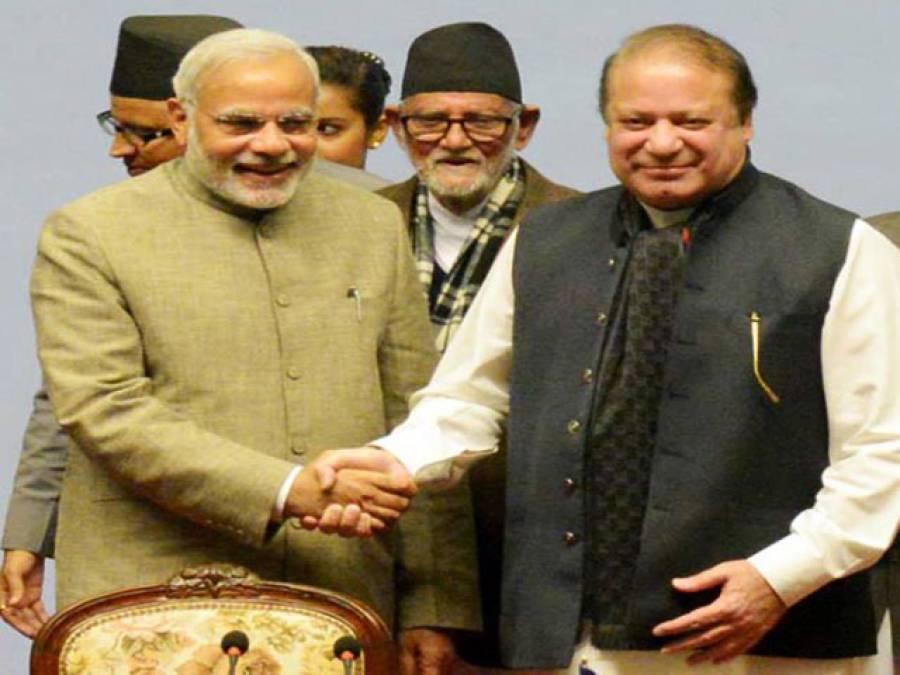 نواز، مودی مصافحہ اہم ہے، کس نے کرایا یہ اہم نہیں، نیپالی وزیراعظم