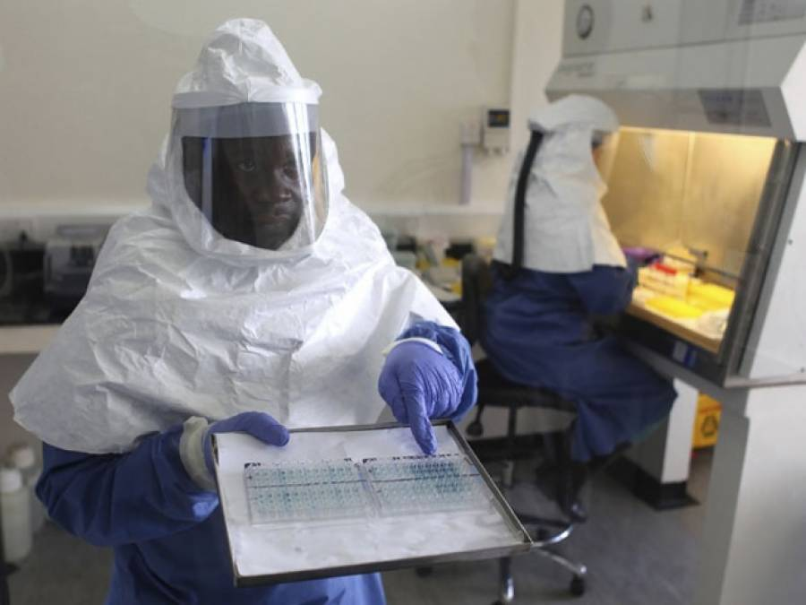 انسداد ایبولا وائرس کی ویکسین کا پہلا تجربہ کامیاب