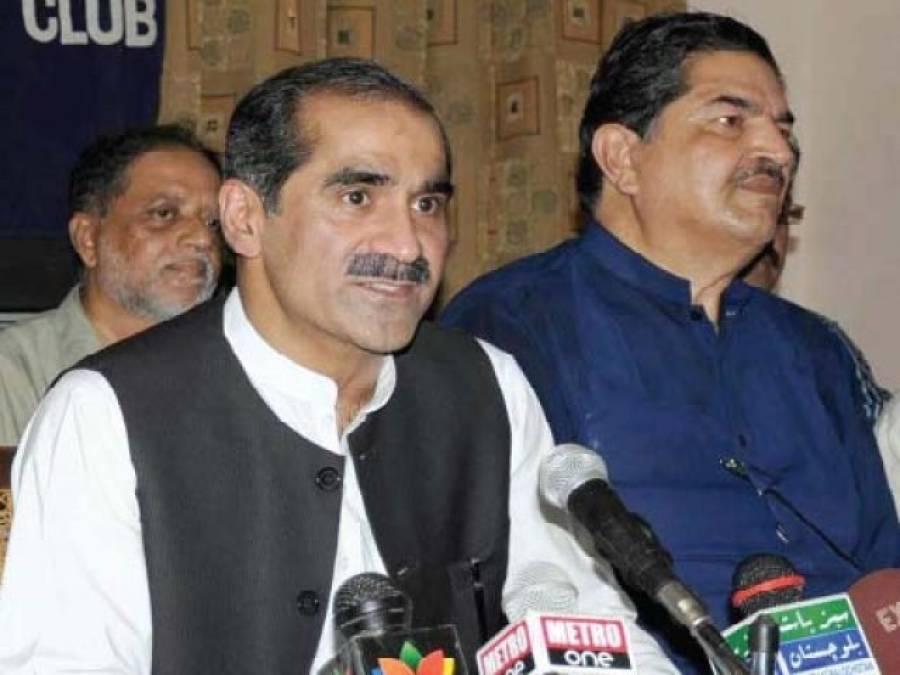 عمران خان جاہل اور جعلساز ،وہ آج پھر روئے، ان کے الزامات مسترد کرتے ہیں: سعد رفیق