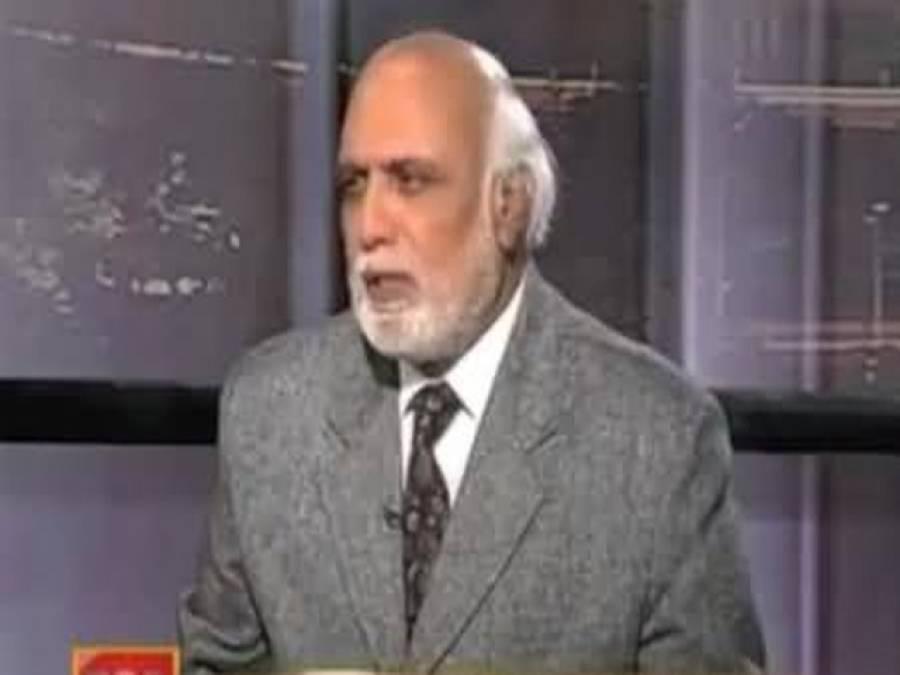 سعد رفیق تحریک انصاف میں شامل ہونا چاہتے تھے، عمران خان سے ملاقات میں نے کروائی : ہارون الرشید