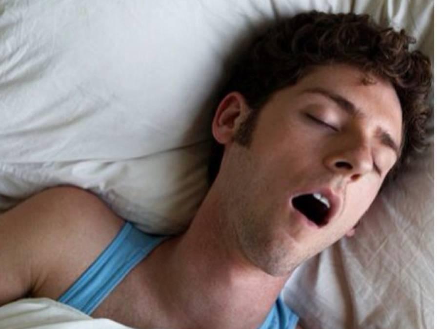 منہ سے سانس لینے کے صحت پر خوفناک اثرات