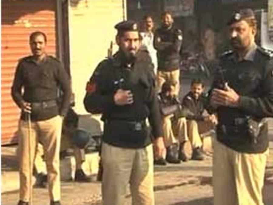 پنجاب حکوت نے پولیس کو مظاہر ین کیخلاف طاقت کے استعمال سے رو ک دیا