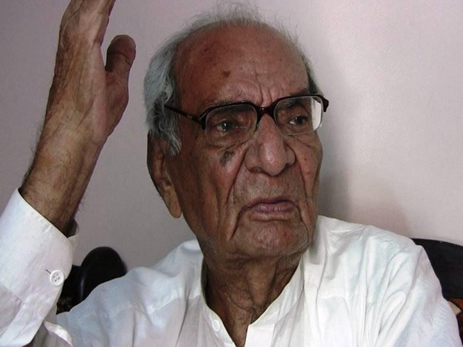 دانشور اور ادیب سوبھوگیان چندانی انتقال کرگئے