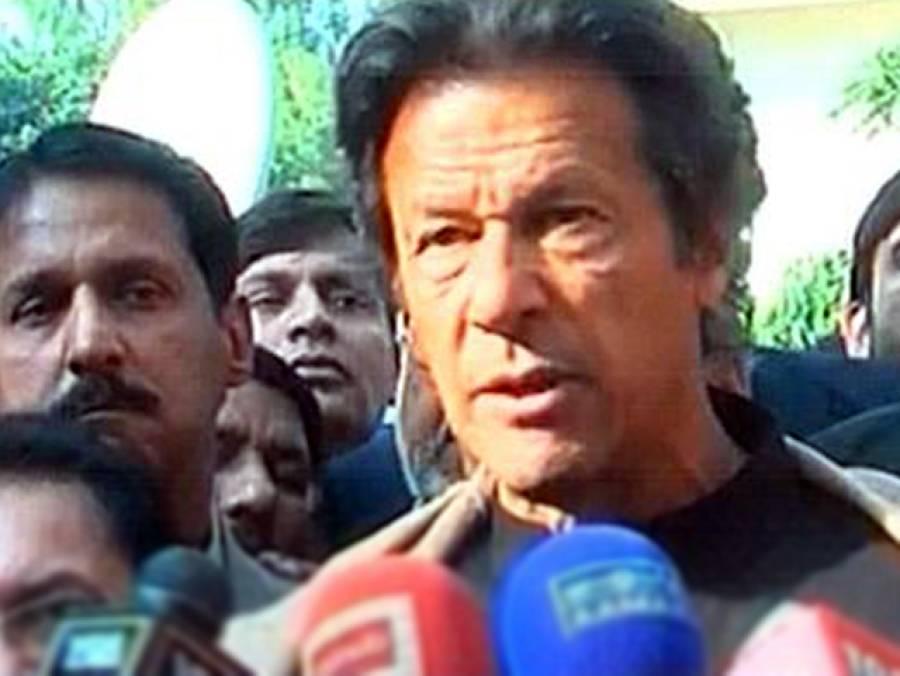فیصل آباد میں فائرنگ کرنے والوں کے خلاف خود ایف آئی آر کٹواﺅں گا: عمران خان