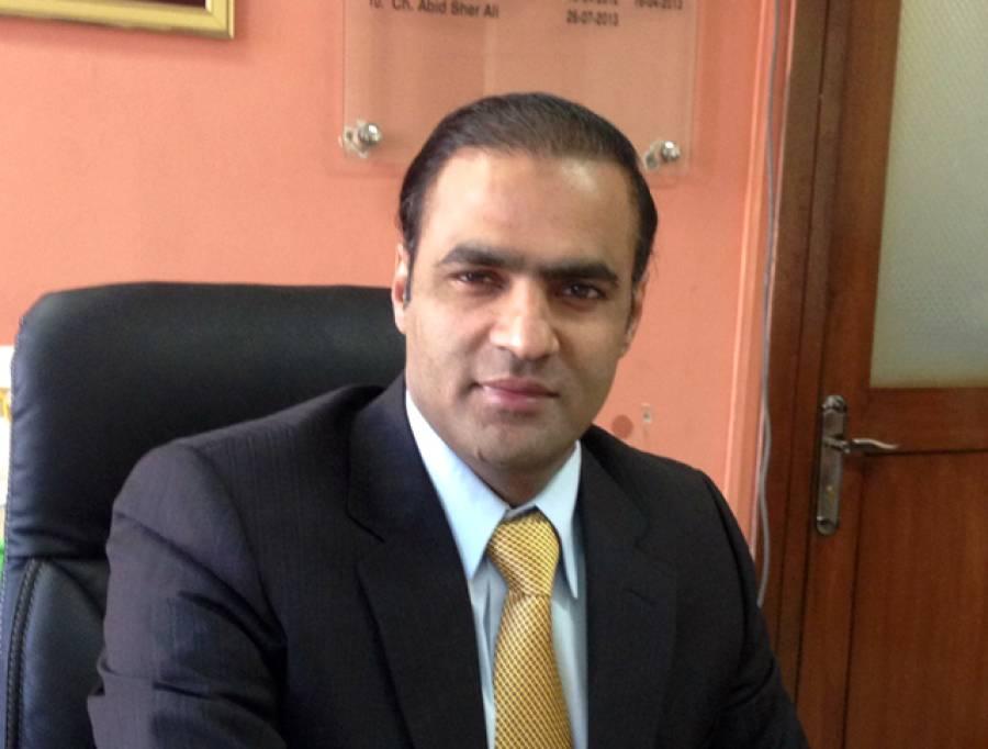 تحریک انصاف والے لاشیں بچھا کر سیاست کرنا چاہتے ہیں: عابد شیر علی