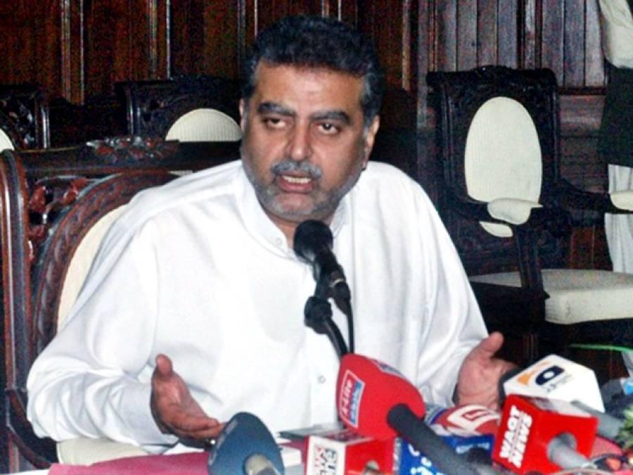فیصل آباد کی صورتحال کے ذمہ دار عمران خان ہے، وہ پرتشدد تنظیم کے سربراہ بن گئے: زعیم قادری