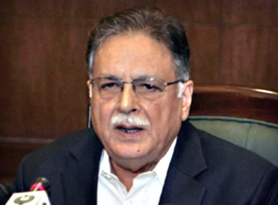 عمران ناکام ہو گئے، پلان سی افراتفری پھیلانا ہے، مرو اور ماردو کی تقاریر پر فیصل آباد میں عمل کیا گیا: پرویز رشید