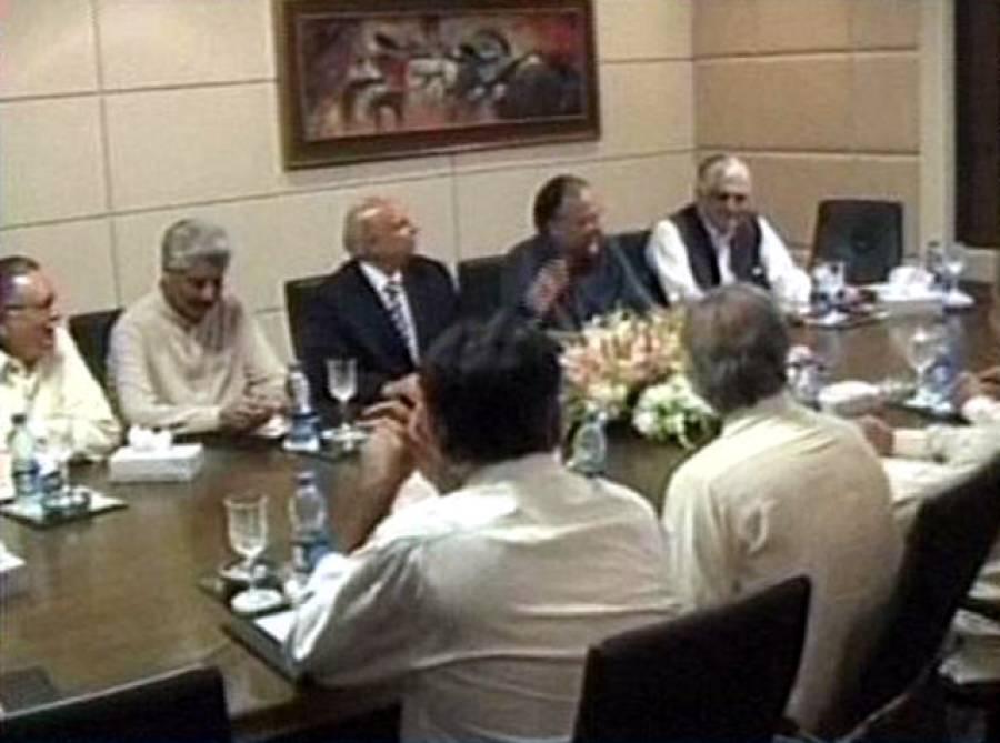 """فیصل آباد واقعہ، تحریک انصاف اور حکومت میں فاصلے بڑھ گئے، مذاکرات پھر """"لٹک"""" گئے"""