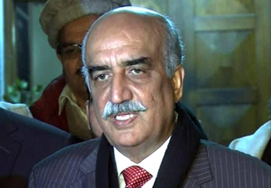 فیصل آباد کے واقعات خطرناک علامت ہیں، حکومت مذاکرات کرے: اپوزیشن لیڈر