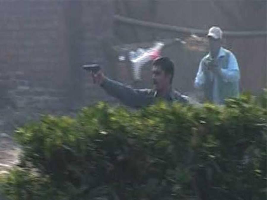 تحریک انصاف کے کارکن کو فائرنگ کر کے قتل کرنے والے شخص کی شناخت ہو گئی