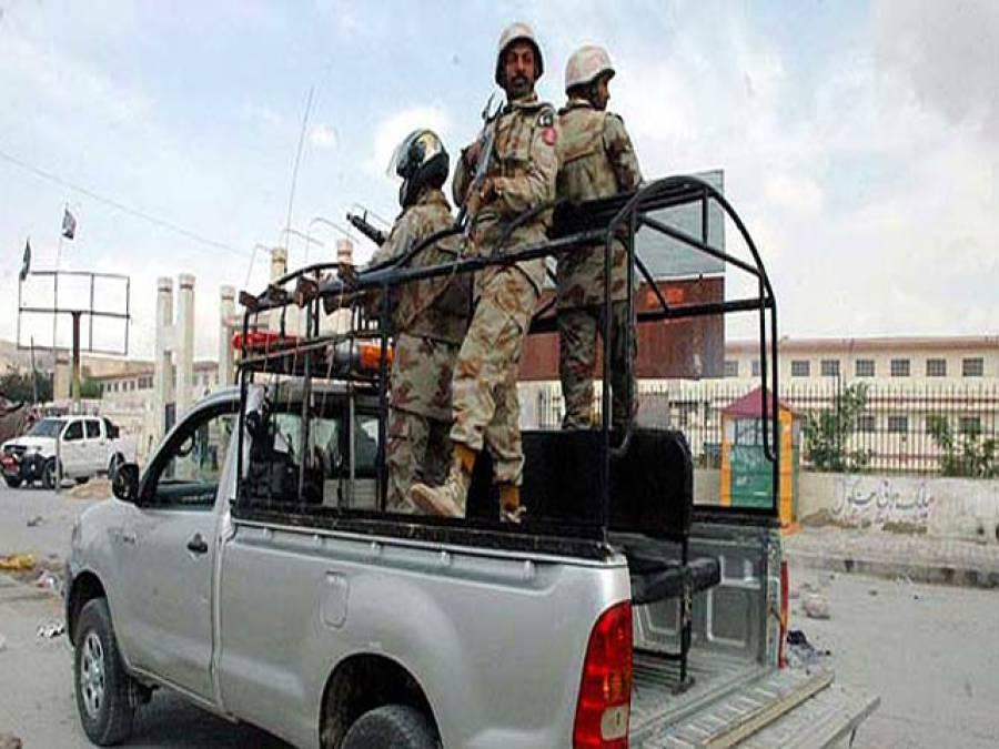 کوئٹہ کے ڈبل روڈ پر فائرنگ ، ایف سی ترجمان زخمی