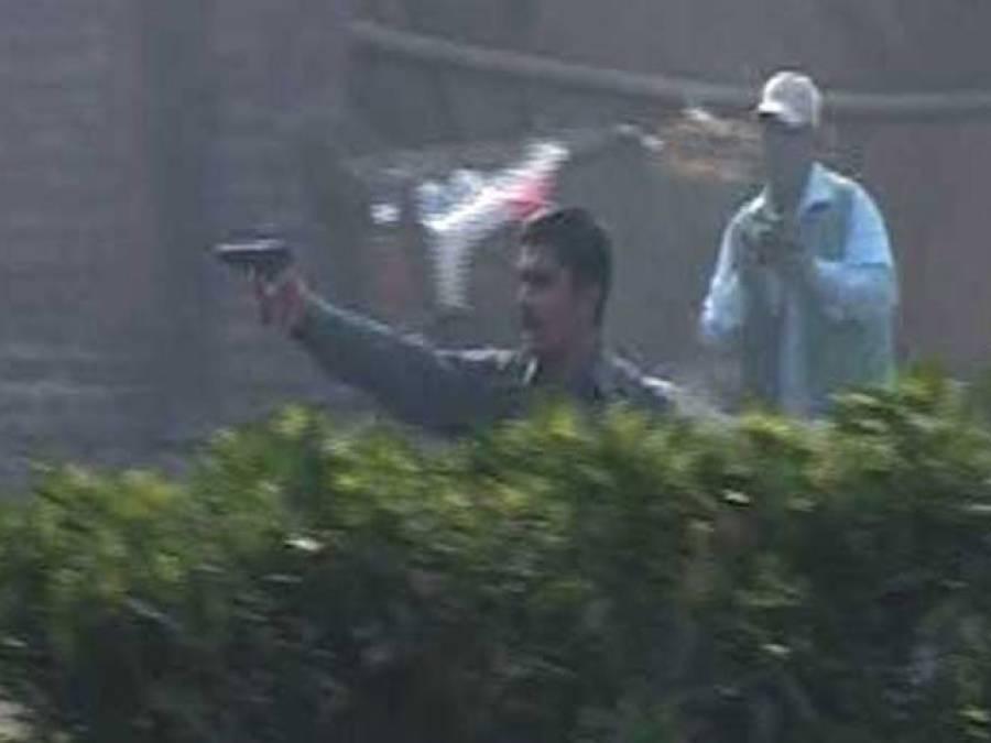 تحریک انصاف کے کارکنان پر فائرنگ کرنیوالے ملزم کی گرفتاری کی اطلاعات