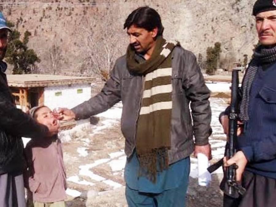 انسدادپولیو مہم کی آڑ میں قبائل کا حکومت سے انوکھامطالبہ