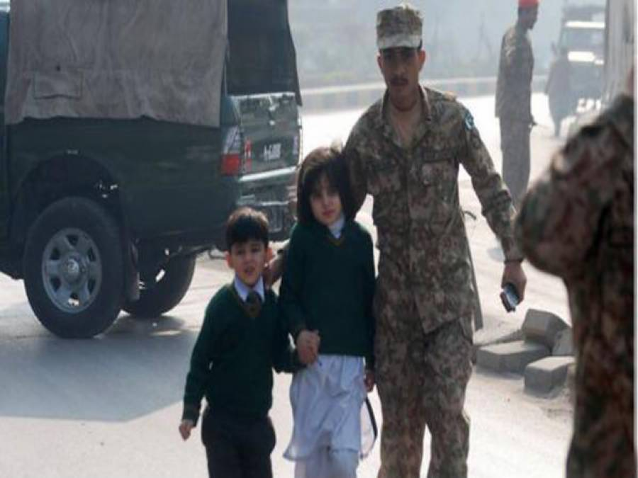 سانحہ پشاورہی قوم کو'جگانے' کیلئے کافی ہے : ڈی جی آئی ایس پی آر