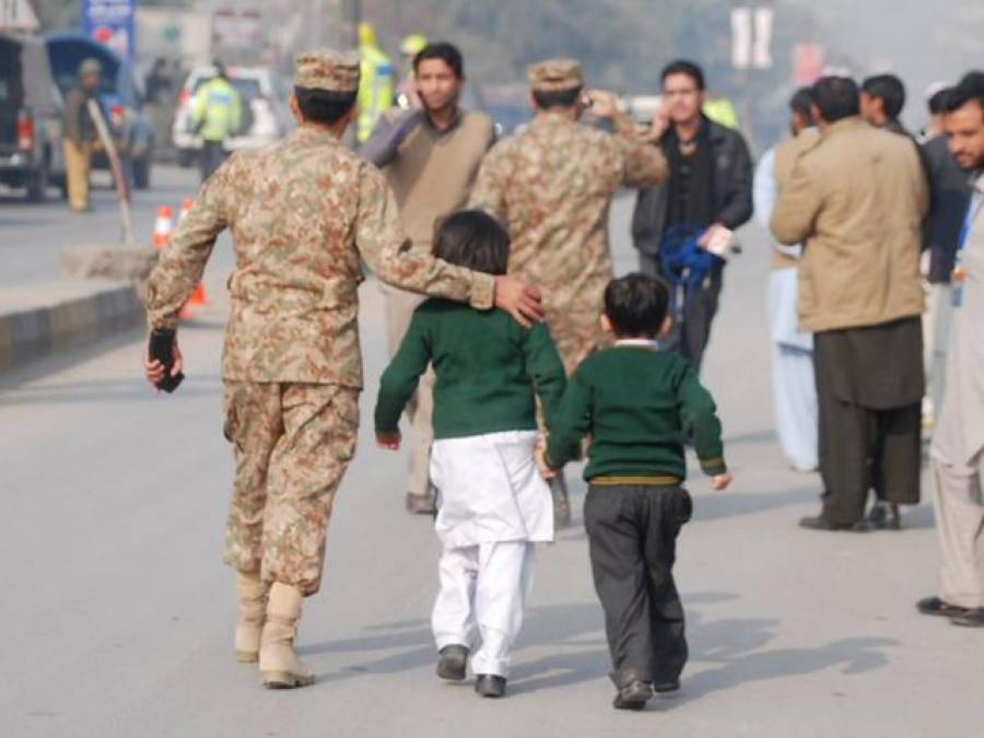 سانحہ پشاور، بچی نے مردہ ہونے کا ڈرامہ کرکے جان بچائی